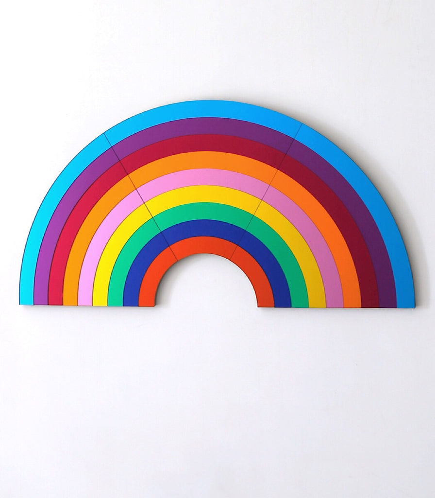 Giant Rainbow Mirror - Free Aus Shipping