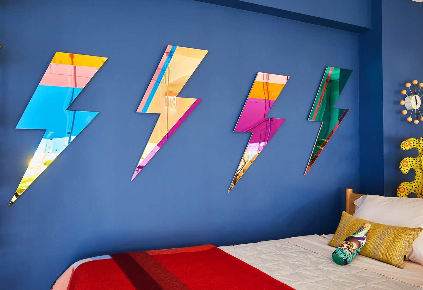 Timber Wall Hangings - Modern Folk