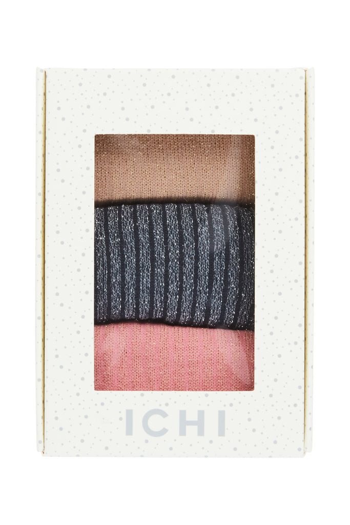 ICHI - SOCK BOX ARLES - Socks - Styling by Claudia