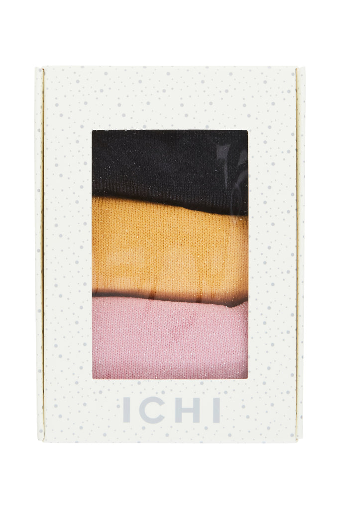 ICHI - SOCK BOX MONACO - Socks - Styling by Claudia
