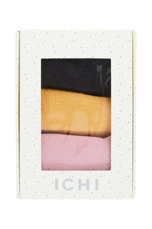 ICHI - SOCK BOX MONACO - Styling by Claudia