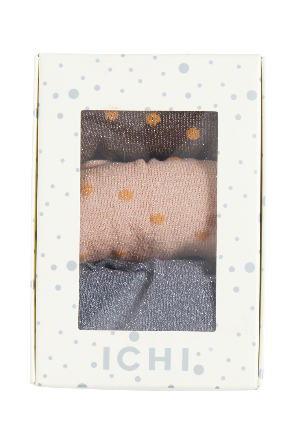 ICHI - SOCK BOX DOTTI - Styling by Claudia