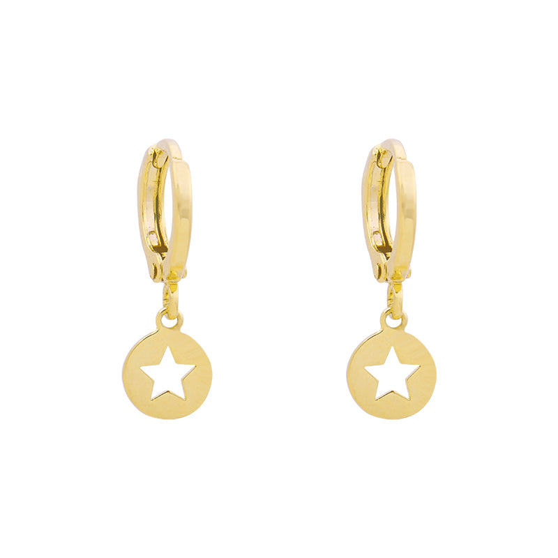 Yehwang - Earrings Milky Way collection - Catch a star - Styling by Claudia
