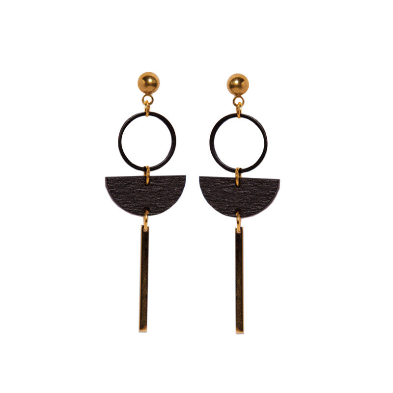 STUDIO NOK NOK - EARRINGS - 3.14 - Styling by Claudia