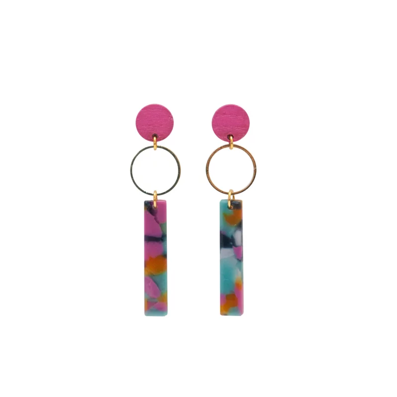 STUDIO NOK NOK - EARRINGS - 5.05 - Styling by Claudia