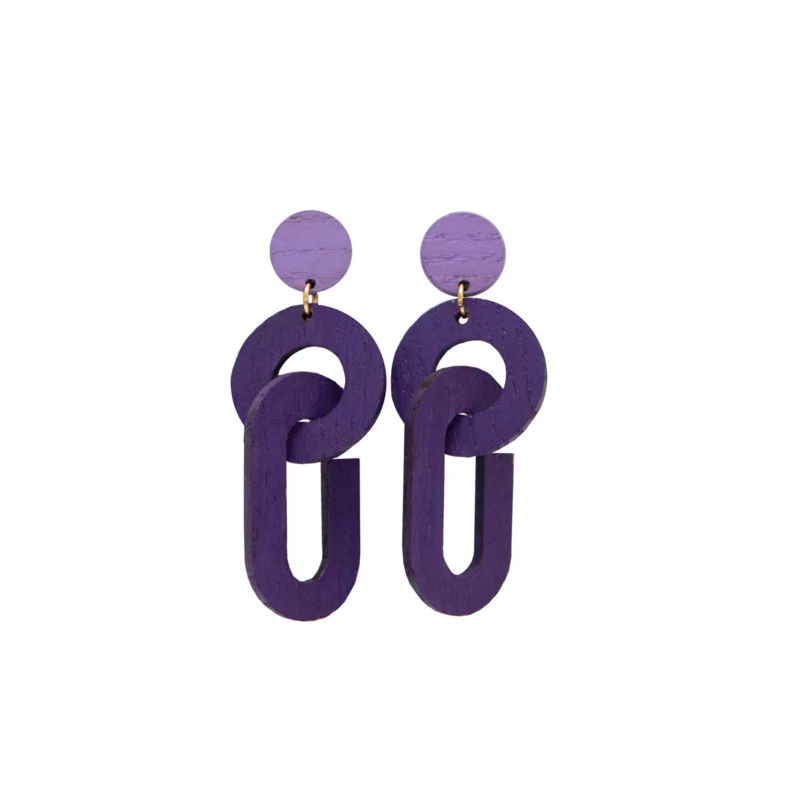 STUDIO NOK NOK - EARRINGS - 5.08 - Styling by Claudia