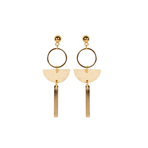 STUDIO NOK NOK - EARRINGS - 6.08 - Styling by Claudia