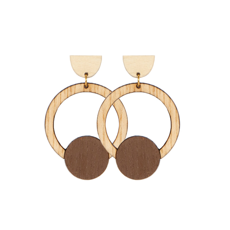 STUDIO NOK NOK - EARRINGS - 6.04