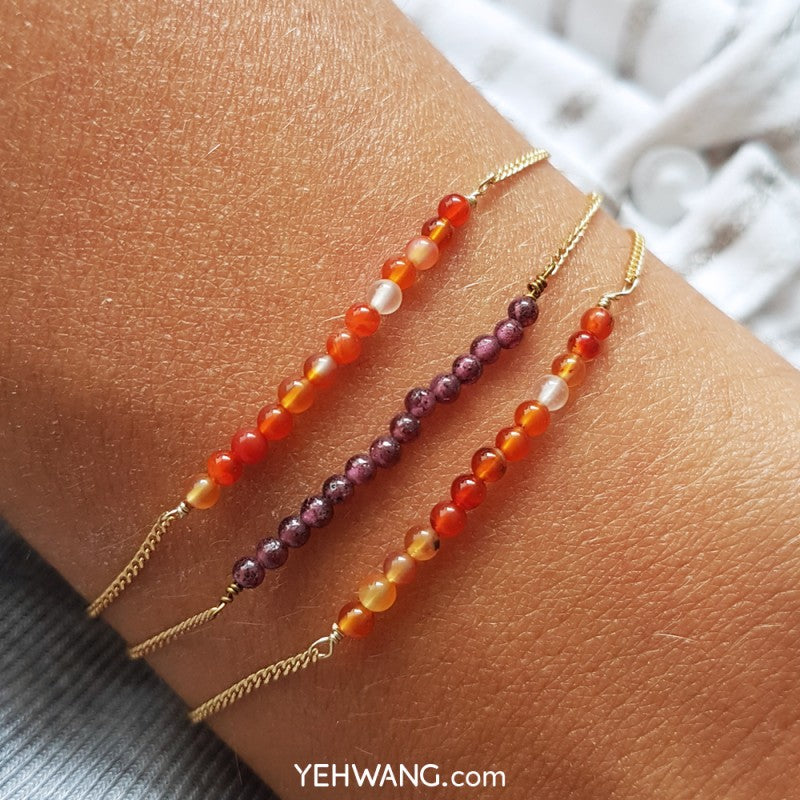 YEHWANG - BRACELET FABULOUS BEADS - Bracelet - Styling by Claudia