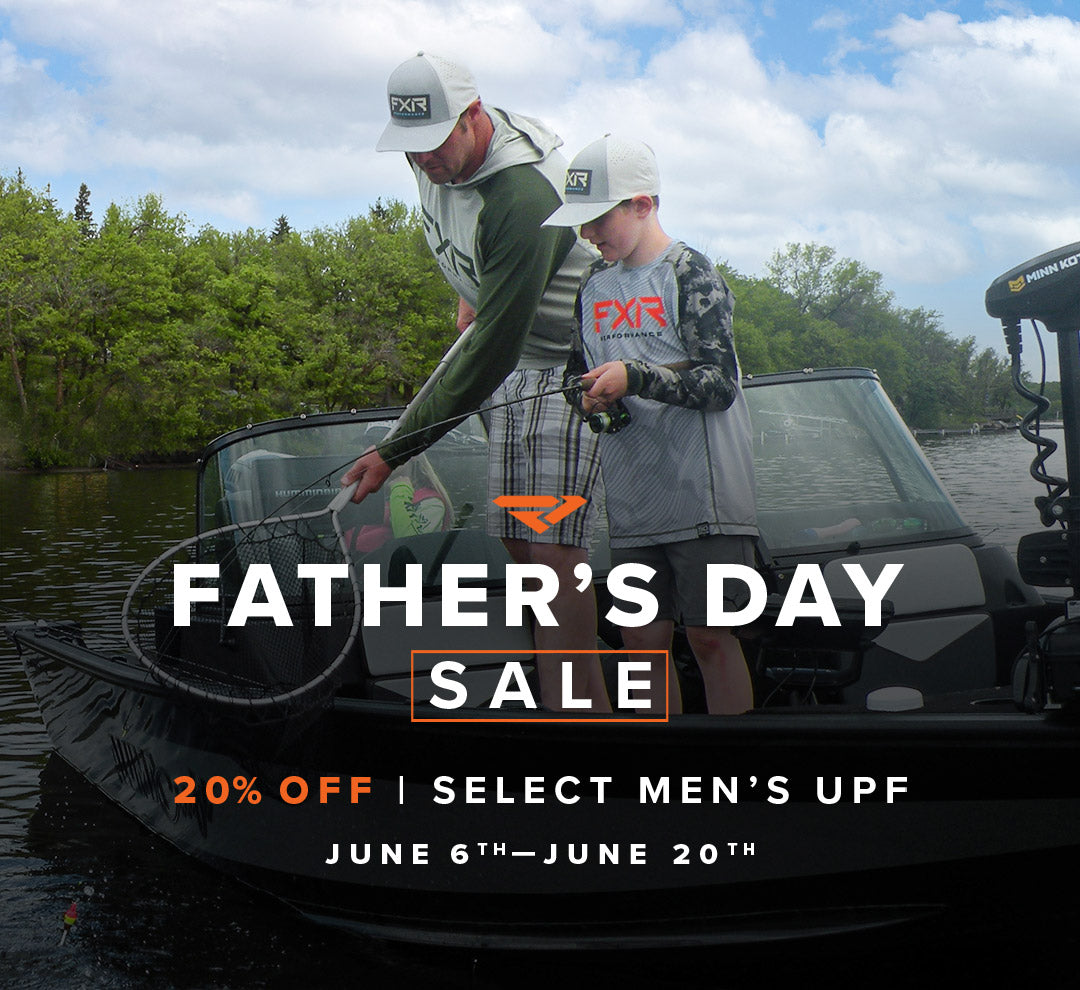 Father's Day Sale - 20% Off Select Men's UPF Styles