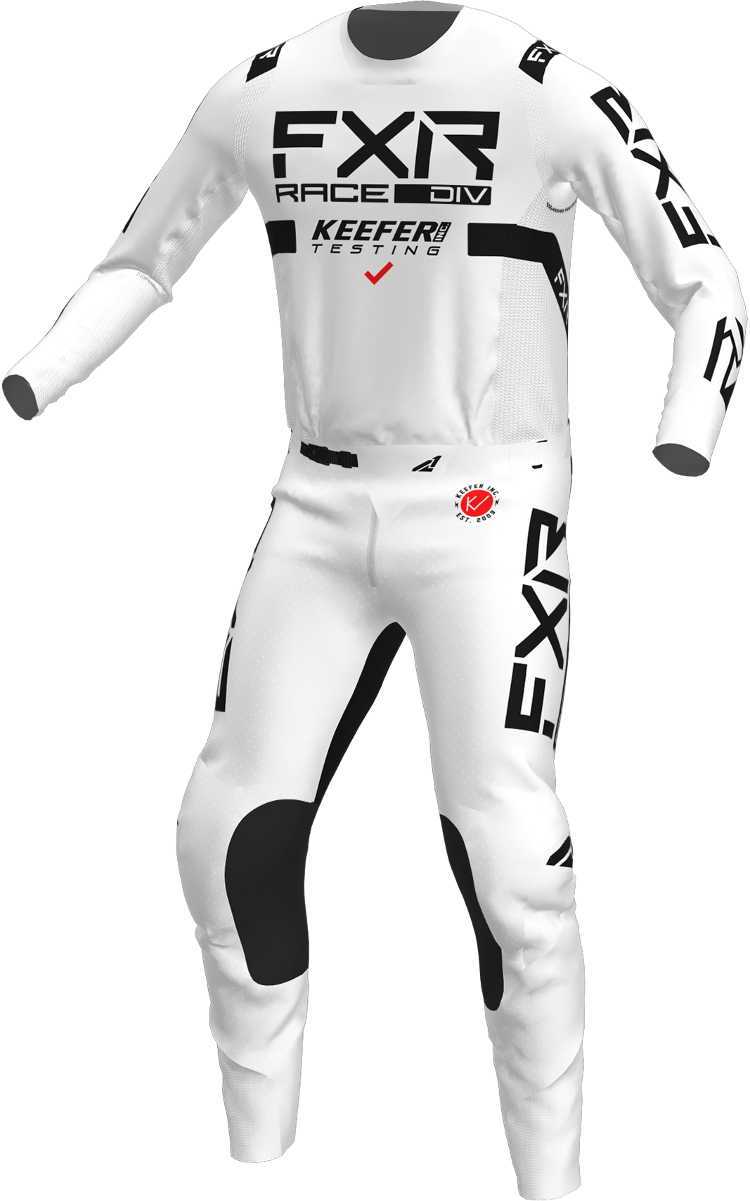 Helium LE MX Jersey and Pant 22 - Keefer Edition