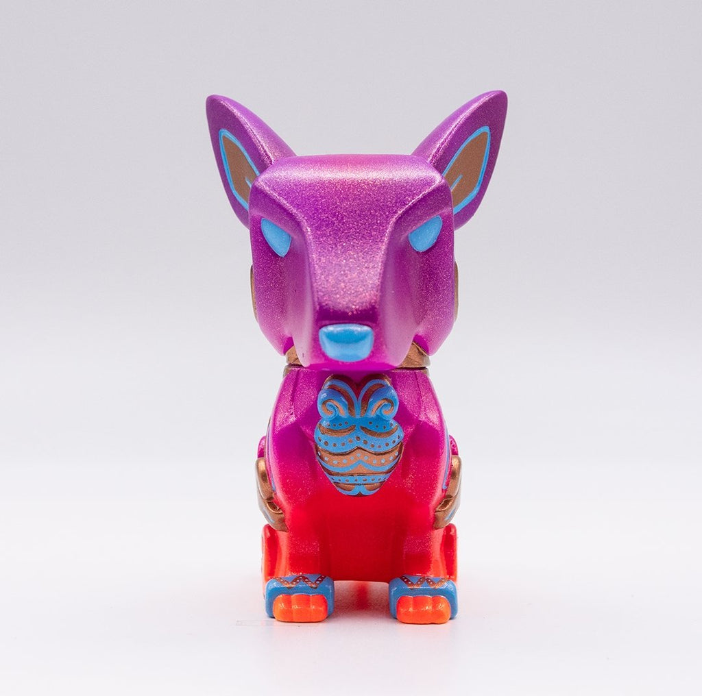 "InvasionToys X AfterFive - X Show - ""Azure"" By Schl0 - Invasion Toys - Invasion Toys"