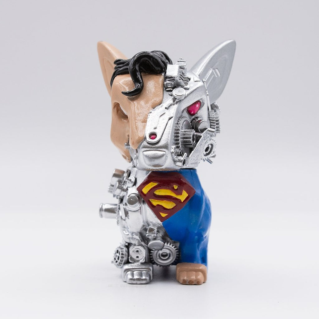 "InvasionToys X AfterFive - X Show - ""Cyborg SuperX"" By Playful Gorilla - Invasion Toys - Invasion Toys"