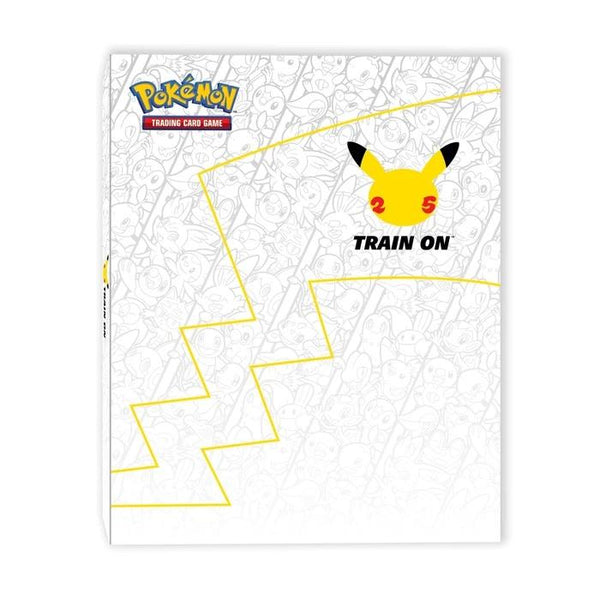 Pokemon - First Partner 25th Anniversary - Binder - Pokémon - Invasion Toys