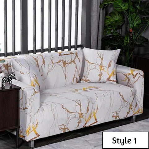 Marble Couch Covers