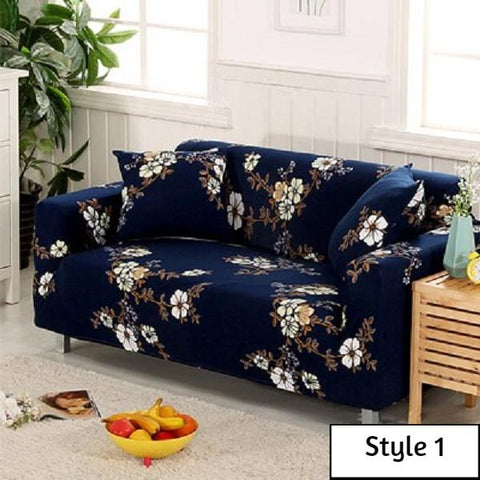 Decorative Flowers Sofa Covers