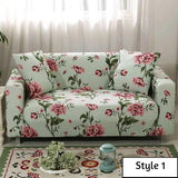Flowers Couch Covers