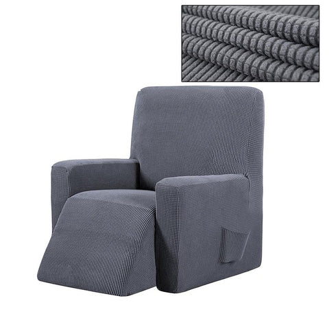 Waterproof Elastic Recliner Chair Cover High Stretch Massage Chair Sofa Cover