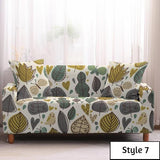 Leaf Style Couch Covers