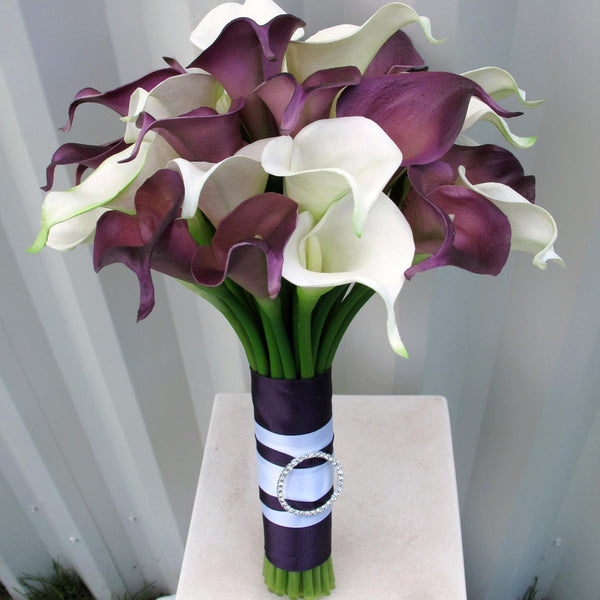 Mix calla bouquet
