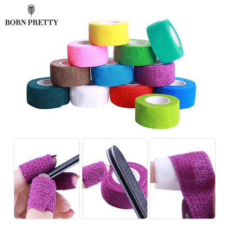 Roll Tape Skin Care Protect Manicure Nail Art