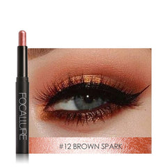12 Colors Eyes Makeup Liner Combination Eyeshadow