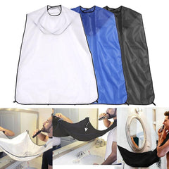 Beard Care Shave Apron Bib Trimmer Clean