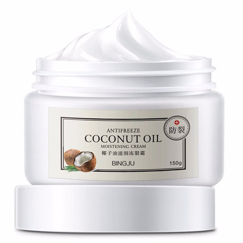 Coconut Oil Moisturizing Frozen Cracking Cream Body