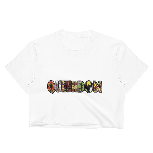 Queendom Crop Top