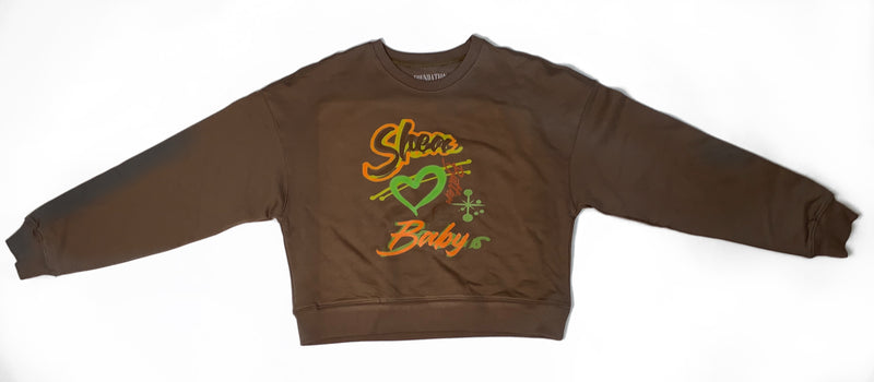 SHEA BUTTER BABY SWEATER