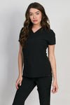 Aspen v 2.0 | Women's 5-Pocket Handwarmers Top | Black