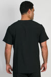 Anderson | Men's 2-Pocket Chest Top | Black