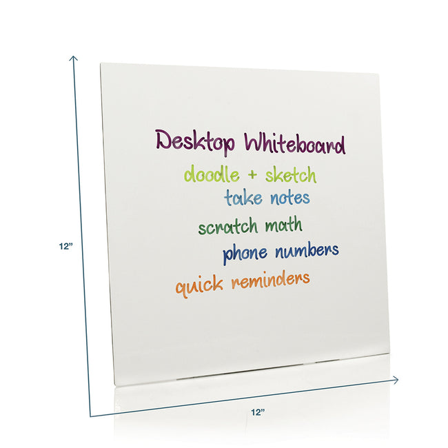 "Surface 12"" Square Personal Whiteboard"