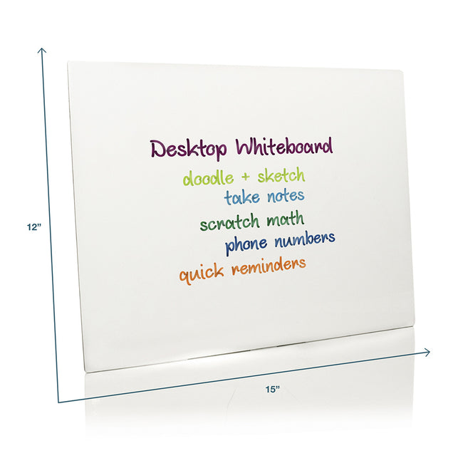 "Surface 15"" x 12"" Personal Whiteboard"