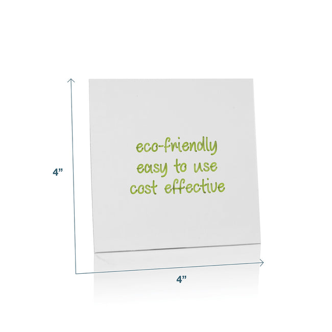 "Stickies Reusable Sticky Notes 4"" x 4"", 6-Pack"
