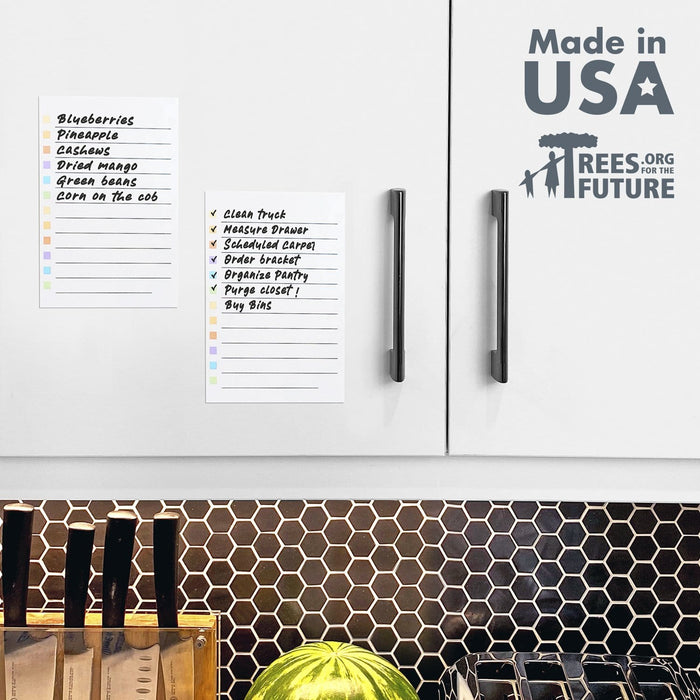 Stickies ToDo Lists 6-Pack - Bright