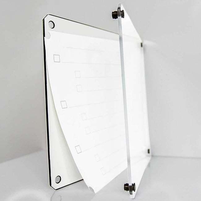 Rolling Whiteboard Easel with 32 Tablets