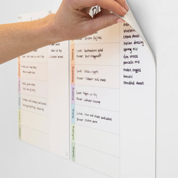 Stickies Weekly/Meal Planner 2-Pack
