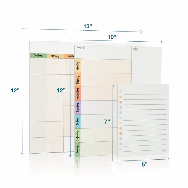 Stickies Planner 9-Piece Combo Pack