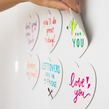 Stickies Hearts 6-Pack