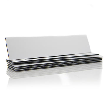 "Whiteboard Header Tile 11.5"" x 3"", 6-Pack"