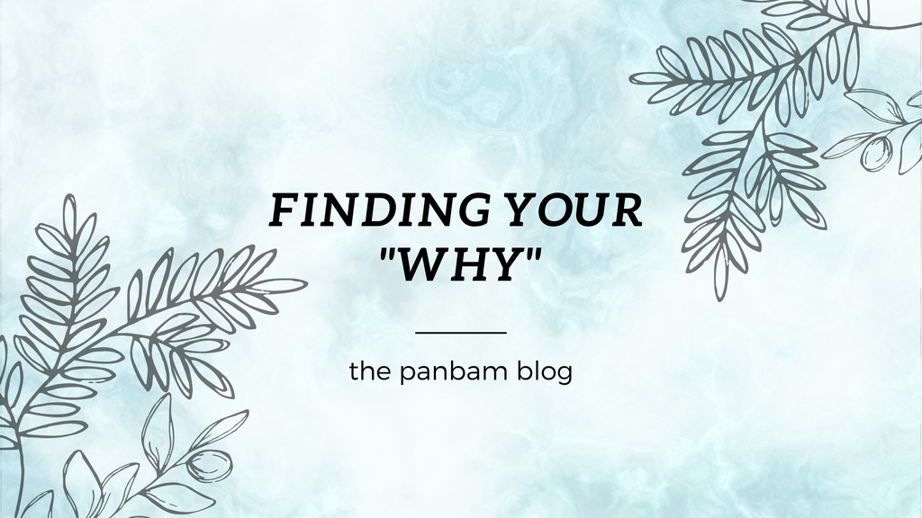 "Finding Your ""Why"""