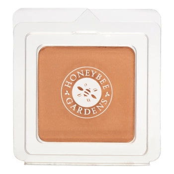 Honeybee Gardens Natural Cosmetics & Body Care - Pressed Mineral Powder Foundation, Sundance
