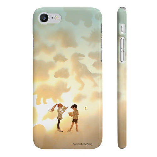Readers Are Dreamers Wpaps Slim Phone Cases