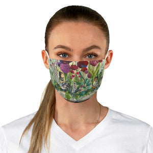 Bring Books to Life Fabric Face Mask