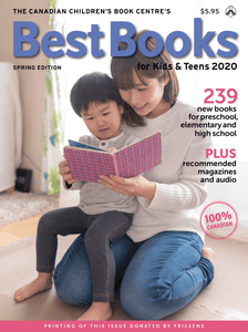 Best Books for Kids & Teens, Spring 2020