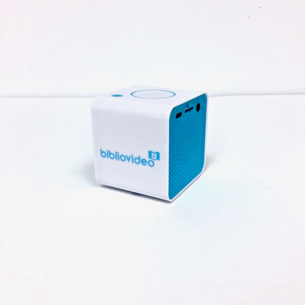 Bibliovideo Bluetooth Speaker