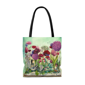 Bring Books to Life Tote Bag