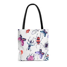 Load image into Gallery viewer, Don't Bug Me I'm Reading AOP Tote Bag