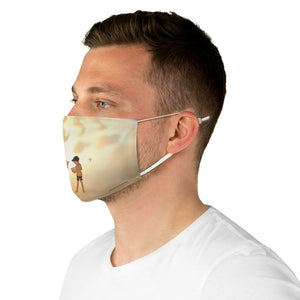 Readers Are Dreamers Fabric Face Mask